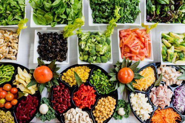 富含葉黃素的蔬菜
