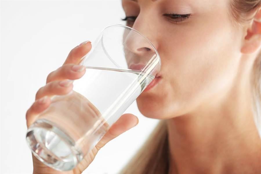 喝水-排毒-重要性-每天喝水的好處