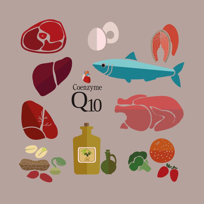 日本輔酶Q10推薦-功效作用-一天吃多少--攝取劑量-何時吃-食物推薦